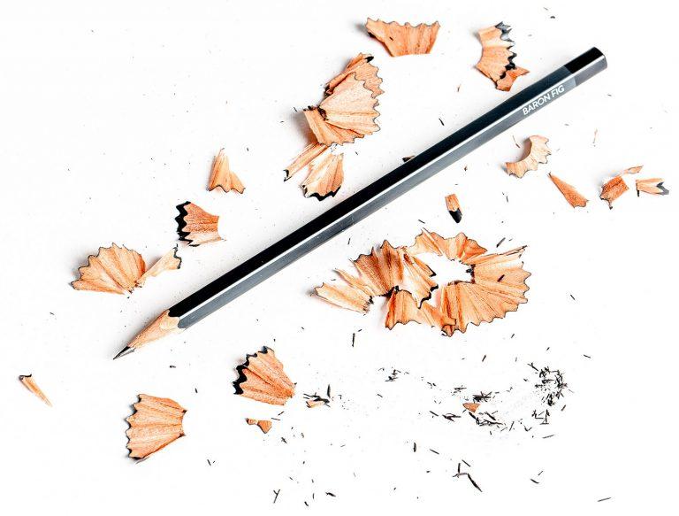 punkt.und.beistrich - Bleistift